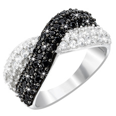 Fashion, Love, Jewelry, 925 silver rings