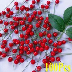 redhollyberry, artificialfruit, berrie, Christmas