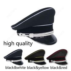 officercap, Fashion, Army, Cap