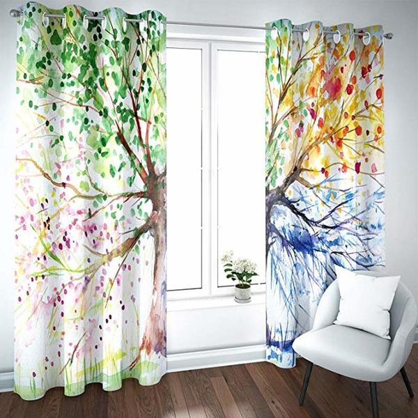 drape, art, Colorful, draperiesampcurtain