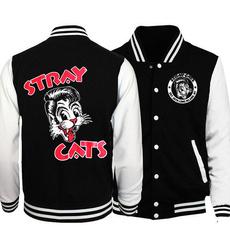 straycat, Fashion, femalehoodiejacket, unisexcoat