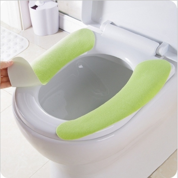 Bathroom, Winter, bathroomproduct, toiletlidcover