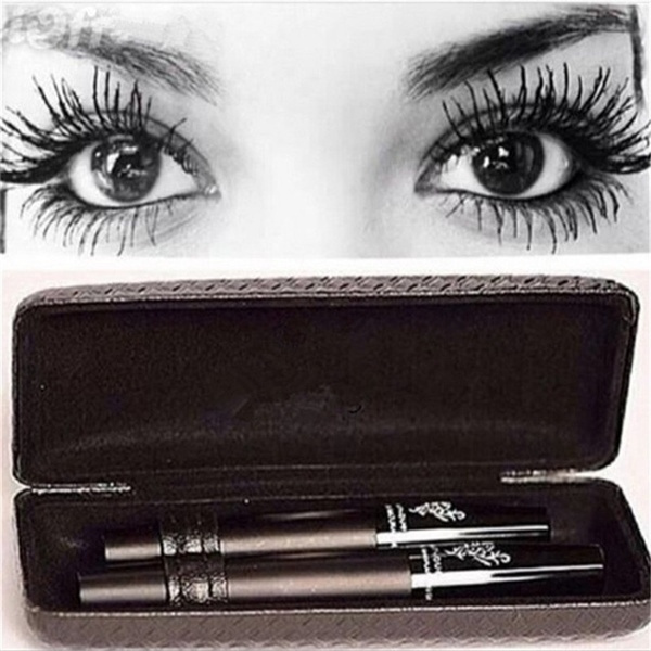 Box, Fiber, waterproofmascara, Beauty