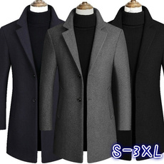 menovercoat, men coat, Plus Size, Winter
