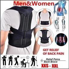 bodybrace, supportplate, spine, posturecorrector