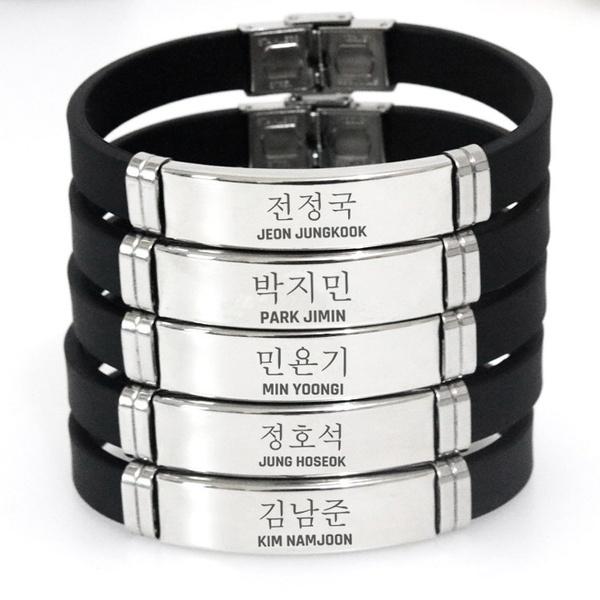 K-Pop, Steel, Jewelry, Gifts