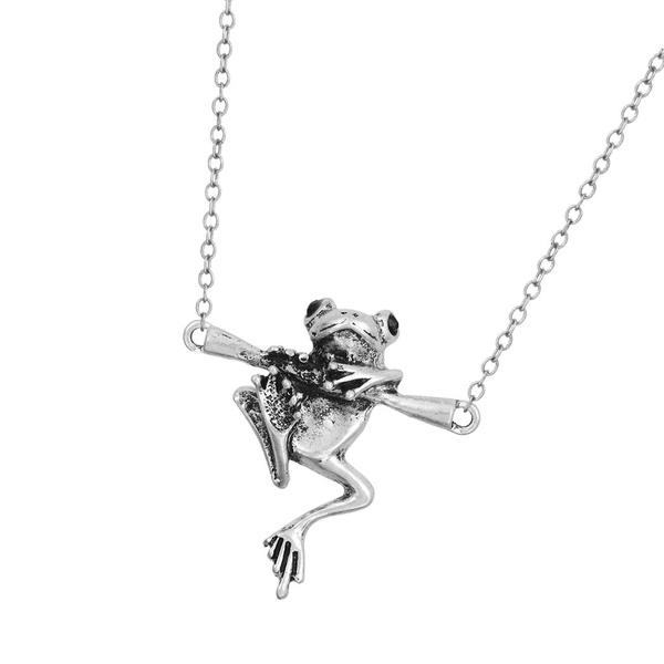 on, Jewelry, Vintage, Frog