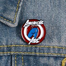 americaasspin, Pins, shieldpin, avengerspin