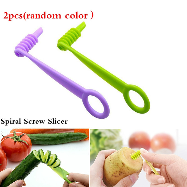 Kitchen & Dining, vegetablespiralslicer, slicertool, Kitchen & Home