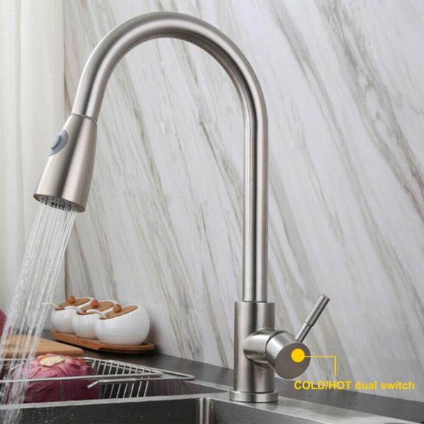 Faucets, pulloutkitchenfaucet, kitchendiningbar, Bathroom