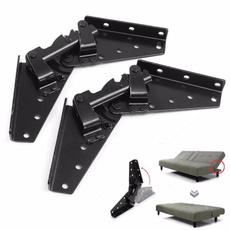 Steel, blacksofamechanismhinge, furnituremechanismhinge, Furniture & Decor