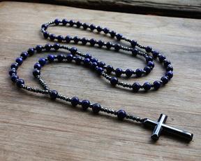 Cross necklace, Cross Pendant, Womens Jewelry, Cross