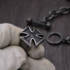 Steel, Vintage, ringforman, Stainless Steel
