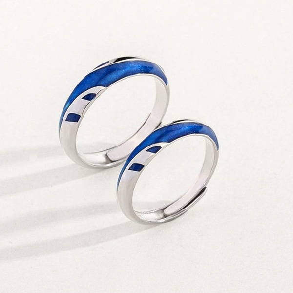 Couple Rings, adjustablering, wedding ring, Stainless steel ring