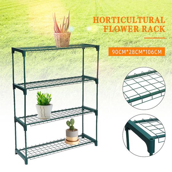 storagerack, Plants, flowerpot, Garden