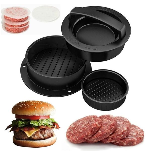 Grill, Kitchen & Dining, hambugerpre, Hamburger