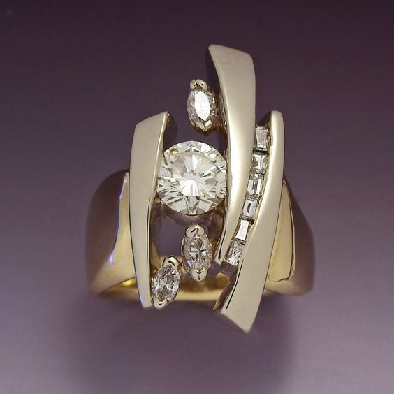 DIAMOND, gold, Engagement Ring, Fashion Accessories
