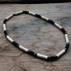 Jewelry, Tribal, Men, stonenecklace