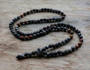 Necklace, stonependant, Men's Jewelry, Jewelry