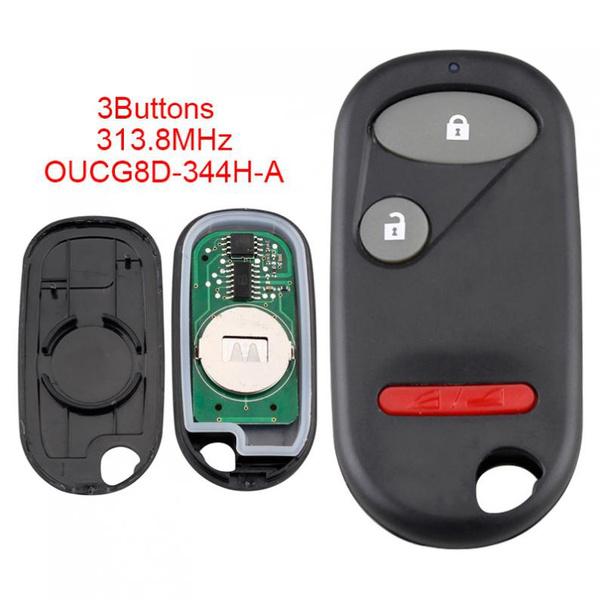 Remote, vehicleremotekey, Car Electronics, Honda