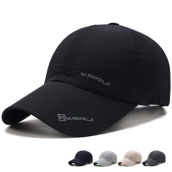 Baseball Hat, Summer, Adjustable Baseball Cap, street caps