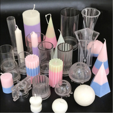Craft, claytool, diycandle, Candleholders