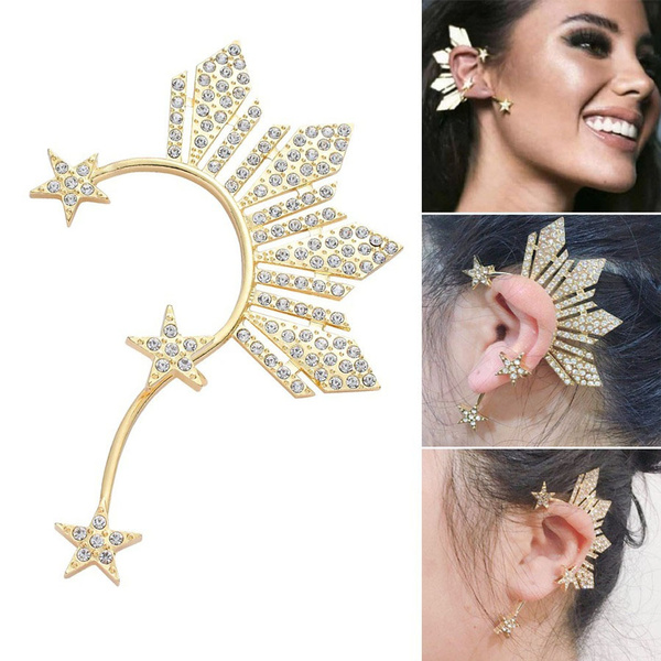 Fashion, Star, Jewelry, gold