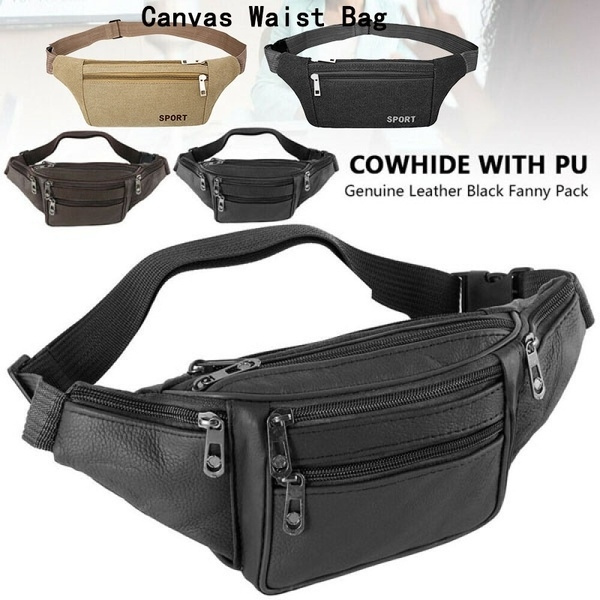 Shoulder Bags, menwaistbag, leatherfannypackwaistbag, backpack bag