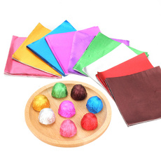 chocolatepaper, Aluminum, Food, candysticker