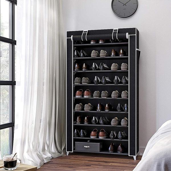 shoeorganizer, Capacity, shoesstorageboxcase, Closet