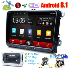 Touch Screen, Android, Bluetooth, Gps