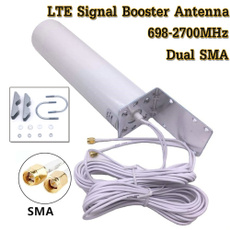 dualsma, signalbooster, Wall Mount, Outdoor