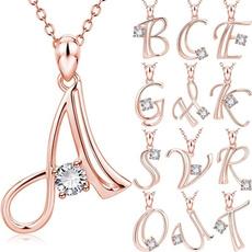 hippoppunkstylenecklace, loversgift, DIAMOND, Jewelry