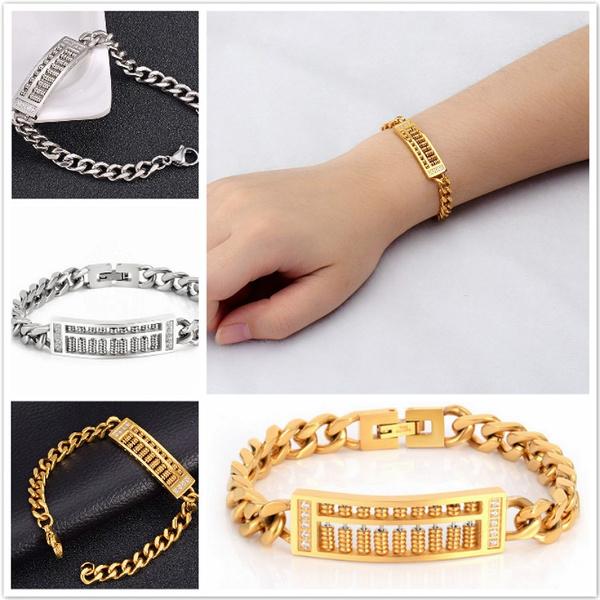 Steel, Mini, Fashion, Jewelry