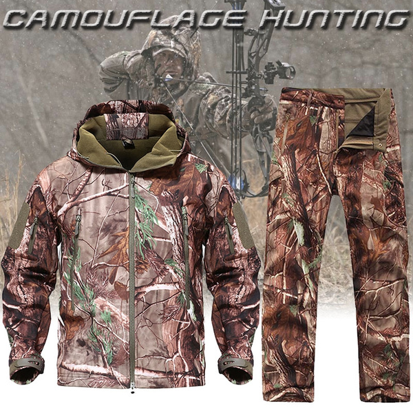 Jacket, hooded, Hunting, Combat