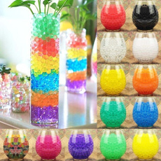 decoration, Plants, Flowers, crystalsoilwaterbead