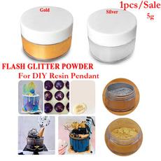 golden, Baking, Jewelry, edibleglitterpowder