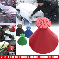 funnel, Snow, Cars, Remover