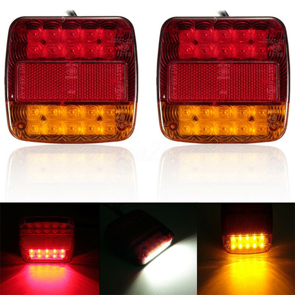 reartaillight, led, Cars, trailerlight