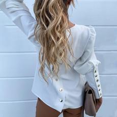 blouse, Fashion, formal shirt, Women Blouse