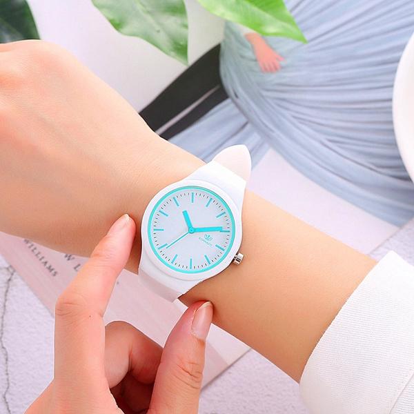 siliconebandwatch, Silicone, Dress, Watch