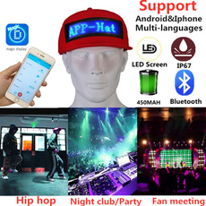 partyhat, led, nightclubaccessorie, Phone
