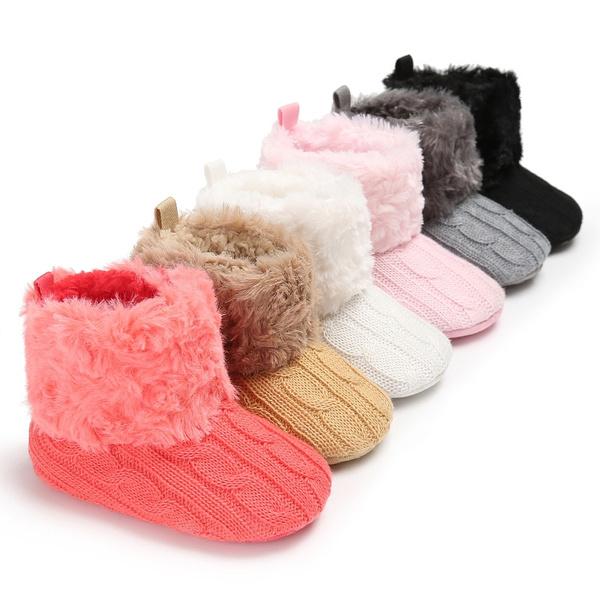 knitshoe, Fleece, Toddler, knit