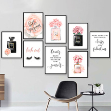 Perfume, Fashion, Wall Art, Beauty