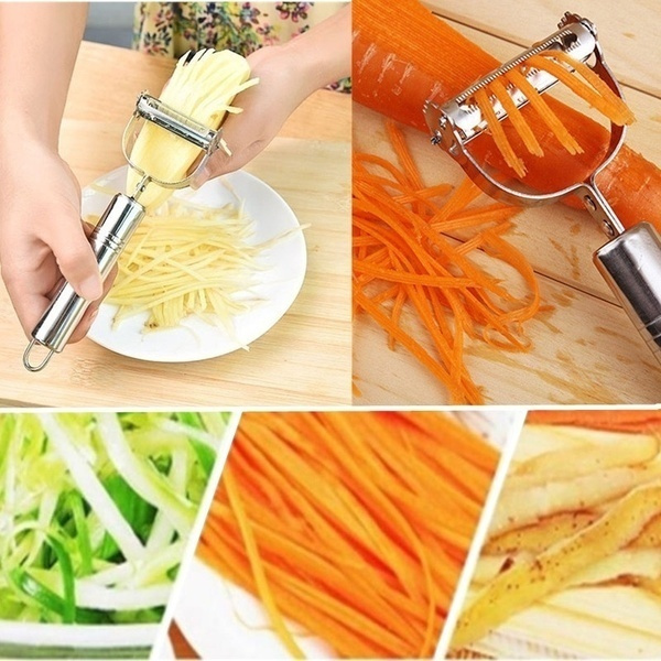 Steel, Kitchen & Dining, Stainless Steel, doubleplaninggrater