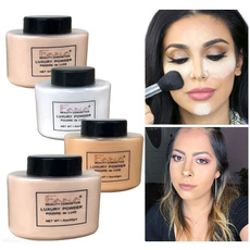 Makeup, Beauty, loosepowder, bananapowder