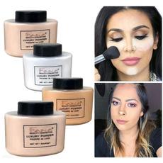 Makeup, Beauty, loosepowder, bananapowder