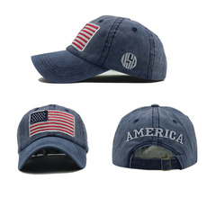 americanflaghat, Outdoor, Golf, Fashion