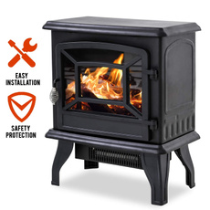 Electric, electricfireplaceheater, Home & Living, Office