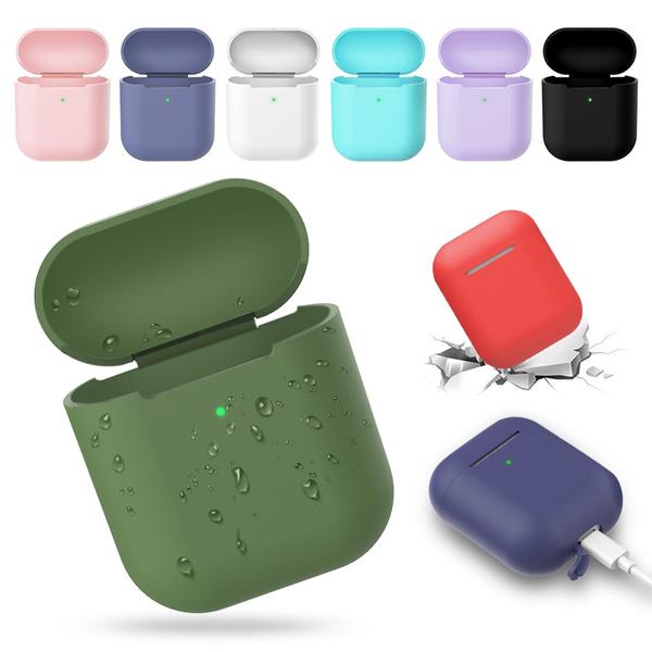 airpods2sleeve, appleearphone, silicone case, Earphone